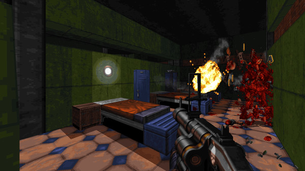Скриншот №6 к Ion Fury