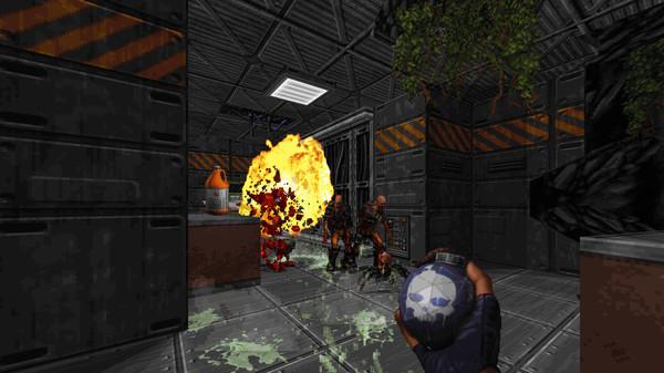 Скриншот №1 к Ion Fury