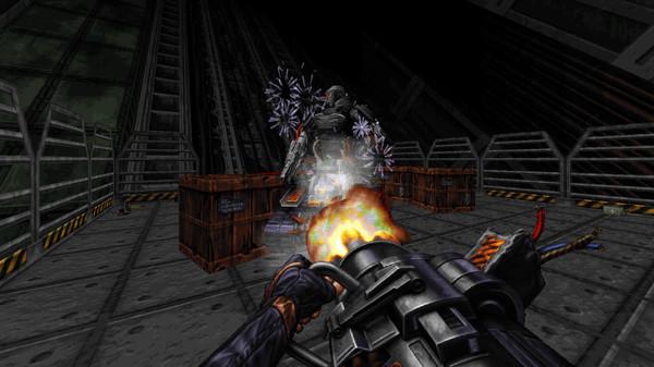 Скриншот №5 к Ion Fury