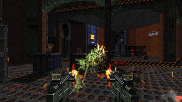 Скриншот №7 к Ion Fury