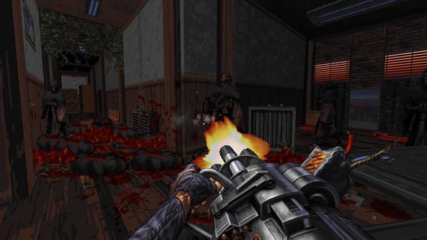 Скриншот №18 к Ion Fury