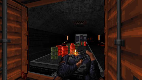 Скриншот №3 к Ion Fury