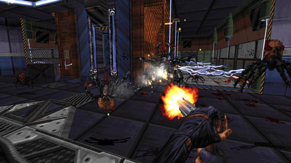 Скриншот №12 к Ion Fury