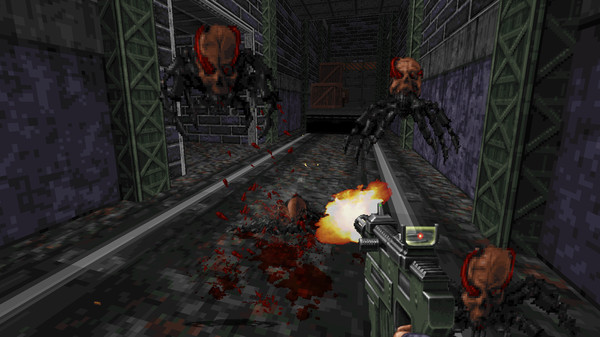 Скриншот №21 к Ion Fury
