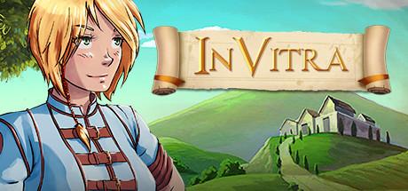 In Vitra - JRPG Adventure Cover Image
