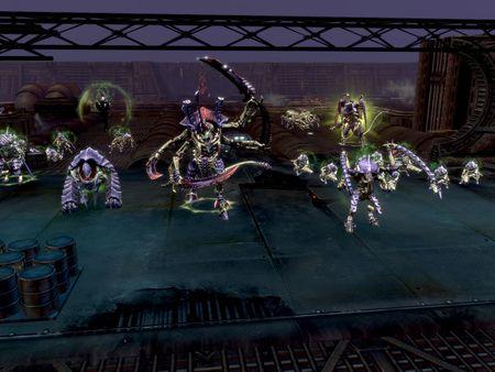 скриншот Warhammer 40,000: Dawn of War II - Retribution Tyranid Race Pack 5