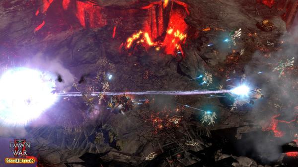 скриншот Warhammer 40,000: Dawn of War II: Retribution 3