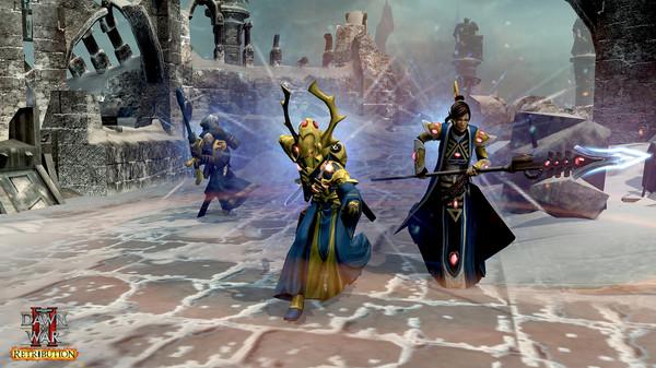 скриншот Warhammer 40,000: Dawn of War II: Retribution 2