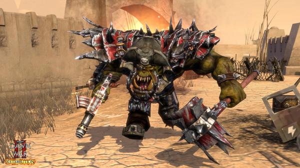 скриншот Warhammer 40,000: Dawn of War II: Retribution 5