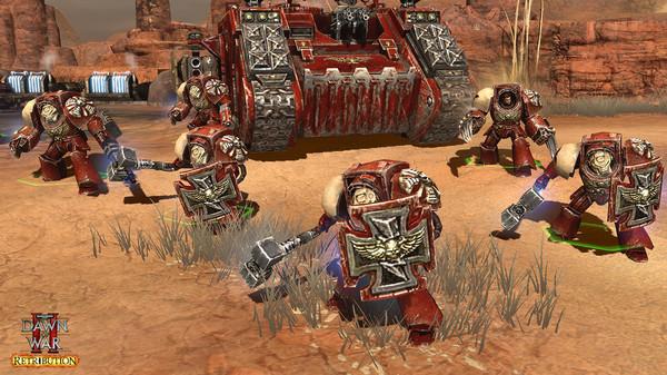 скриншот Warhammer 40,000: Dawn of War II: Retribution 0