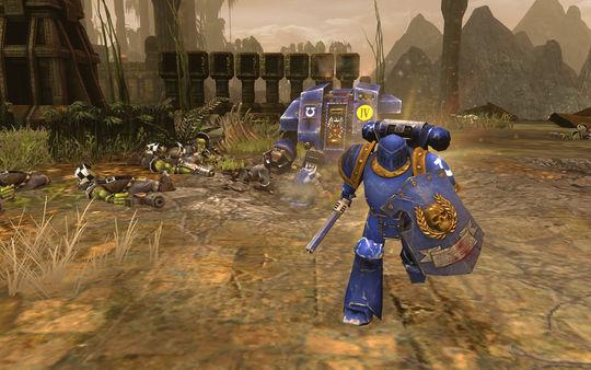 скриншот Warhammer 40,000: Dawn of War II: Retribution - Captain Wargear DLC 1