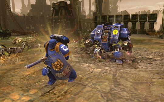 скриншот Warhammer 40,000: Dawn of War II: Retribution - Captain Wargear DLC 2