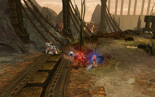 скриншот Warhammer 40,000: Dawn of War II: Retribution - Farseer Wargear DLC 2