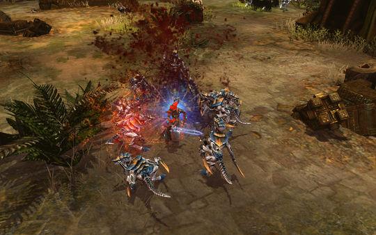 скриншот Warhammer 40,000: Dawn of War II: Retribution - Farseer Wargear DLC 1