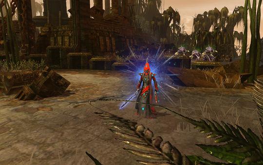 скриншот Warhammer 40,000: Dawn of War II: Retribution - Farseer Wargear DLC 3