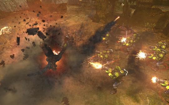 скриншот Warhammer 40,000: Dawn of War II: Retribution - Mekboy Wargear DLC 3
