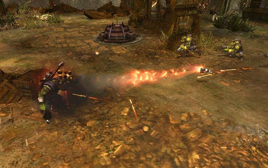 скриншот Warhammer 40,000: Dawn of War II: Retribution - Mekboy Wargear DLC 1