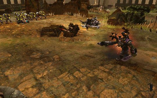 скриншот Warhammer 40,000: Dawn of War II: Retribution - Mekboy Wargear DLC 2