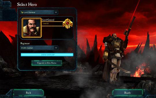 скриншот Warhammer 40,000: Dawn of War II: Retribution - Lord General Wargear DLC 0