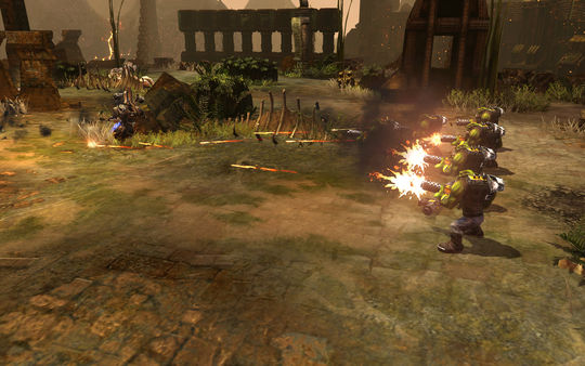 скриншот Warhammer 40,000: Dawn of War II: Retribution - Chaos Sorcerer Wargear DLC 1