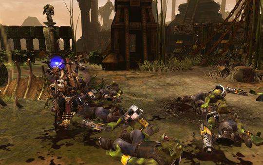 скриншот Warhammer 40,000: Dawn of War II: Retribution - Chaos Sorcerer Wargear DLC 2