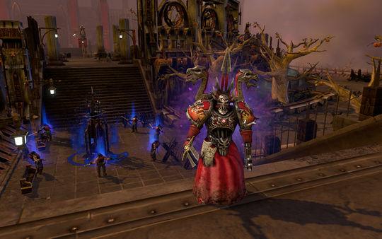 скриншот Warhammer 40,000: Dawn of War II: Retribution - Word Bearers Skin Pack 5