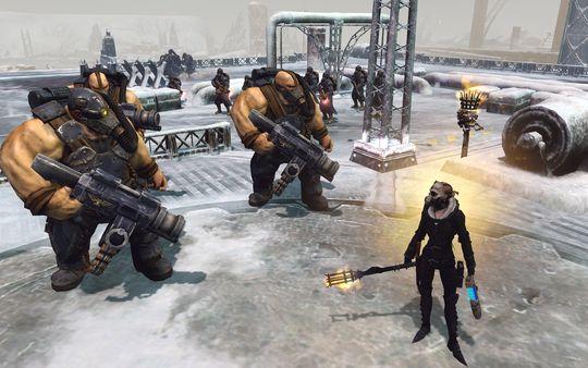 скриншот Warhammer 40,000: Dawn of War II: Retribution - Death Korps of Krieg Skin Pack 2