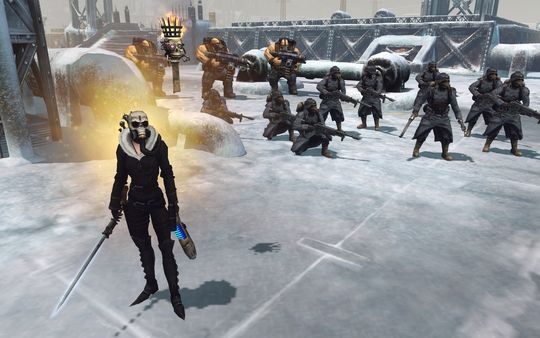 скриншот Warhammer 40,000: Dawn of War II: Retribution - Death Korps of Krieg Skin Pack 5