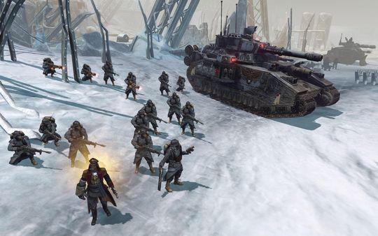 скриншот Warhammer 40,000: Dawn of War II: Retribution - Death Korps of Krieg Skin Pack 4