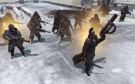 скриншот Warhammer 40,000: Dawn of War II: Retribution - Death Korps of Krieg Skin Pack 1