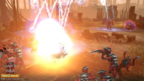 скриншот Warhammer 40,000: Dawn of War II: Retribution - Last Stand Tau Commander 0