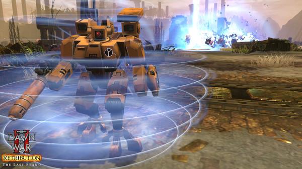 скриншот Warhammer 40,000: Dawn of War II: Retribution - Last Stand Tau Commander 1