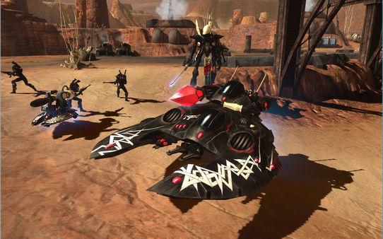 скриншот Warhammer 40,000: Dawn of War II: Retribution - Ulthwe Wargear DLC 1