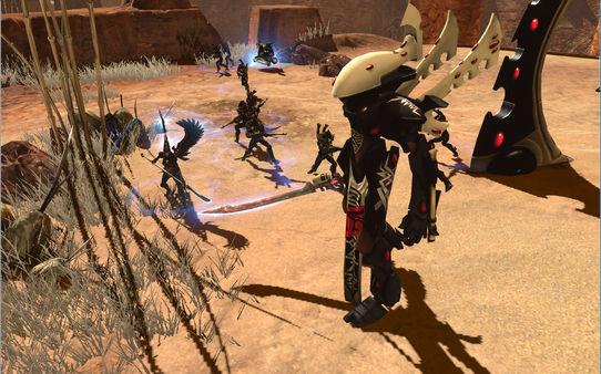 скриншот Warhammer 40,000: Dawn of War II: Retribution - Ulthwe Wargear DLC 3