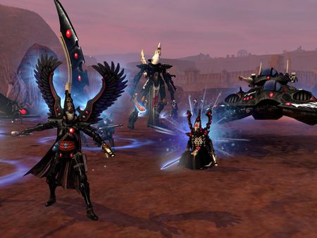 скриншот Warhammer 40,000: Dawn of War II: Retribution - Ulthwe Wargear DLC 2