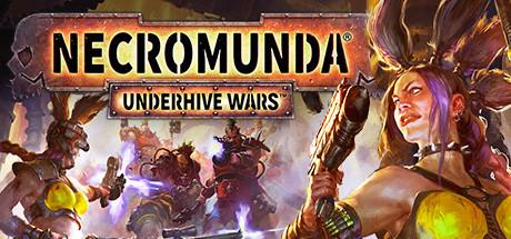 Necromunda: Underhive Wars Cover Image