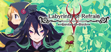 Labyrinth of Refrain: Coven of Dusk Cover Image