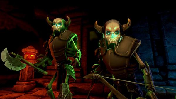 Скриншот №14 к VR Dungeon Knight