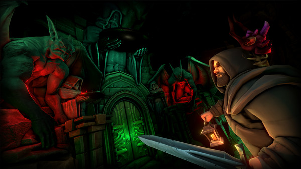 Скриншот №10 к VR Dungeon Knight