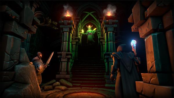 Скриншот №19 к VR Dungeon Knight
