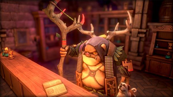 Скриншот №5 к VR Dungeon Knight