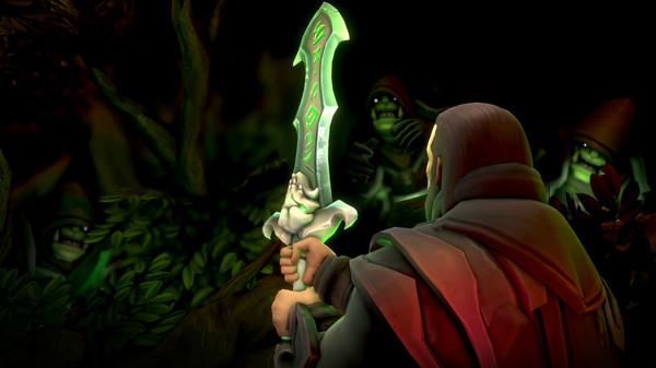 Скриншот №2 к VR Dungeon Knight