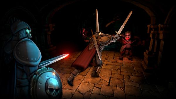 Скриншот №22 к VR Dungeon Knight