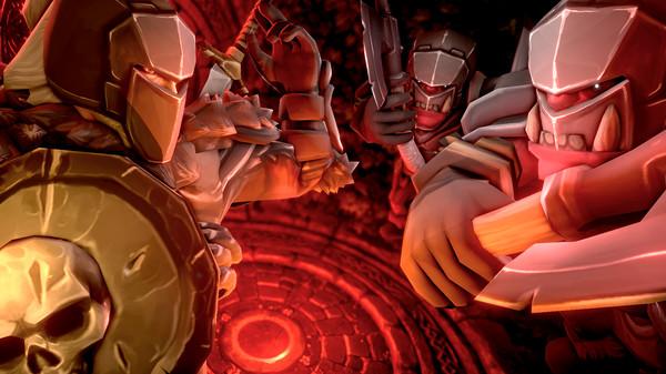 Скриншот №3 к VR Dungeon Knight