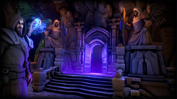 Скриншот №11 к VR Dungeon Knight