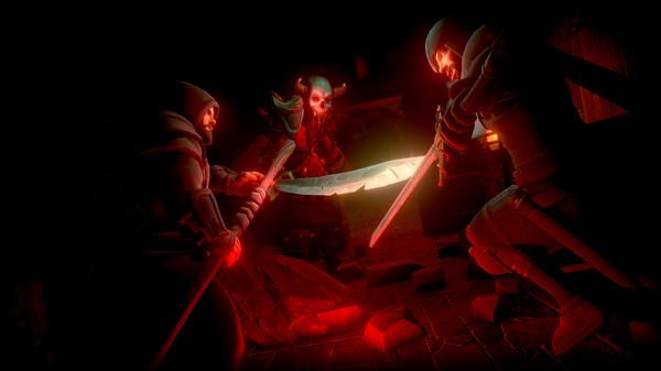Скриншот №8 к VR Dungeon Knight