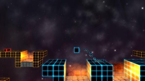 Screenshot of Cube Runner