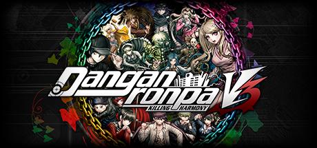 Danganronpa V3: Killing Harmony Cover Image