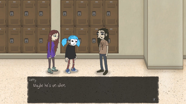 Скриншот №11 к Sally Face - Season Pass