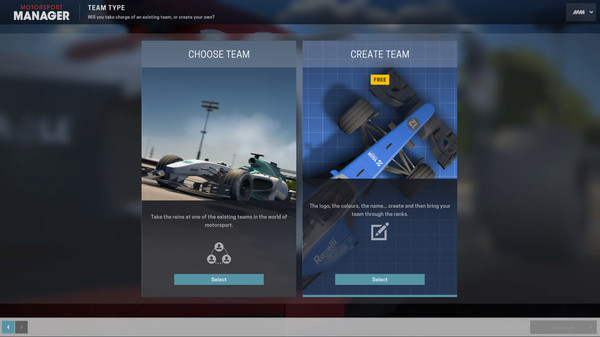 Скриншот №4 к Motorsport Manager - Create Your Own Team